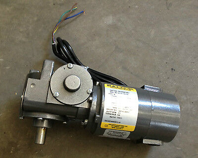 NEW PS360 Gear Motor for Middleby Conveyor Oven- 27384-0008