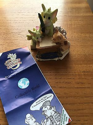 The Whimsical World Of Pocket Dragons 1996 Looking For The Right Words Special