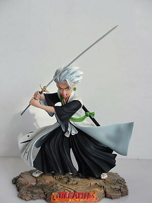 BLEACH TOUSHIRO HITSUGAYA 1/6 SCALE HYBRID ACTIVE FIGURE Battle resin model