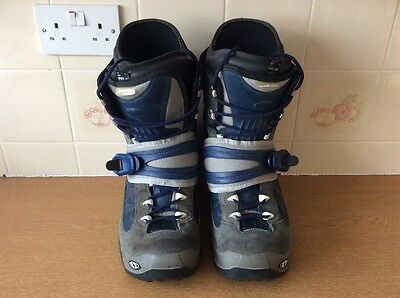 Northwave Snowboard Boots Switch System size Uk 12 VGC
