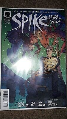 Spike #4 (Buffy The Vampire Slayer Season 9) Morris Cvr
