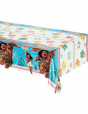 Moana Decoration Party Table Cover