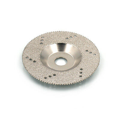 4 Inch Bowl Brazing Diamond Saw Blade Grinding Cup Wheel For Cut Marble Tile 46#