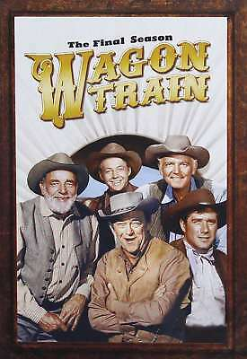 New: WAGON TRAIN - The Final Season (8-Disc) DVD Set
