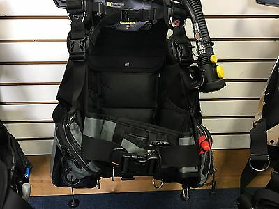 NEW Zeagle Scuba Ranger LTD BCD with Octo-Z Octo/Inflator – Men's Small