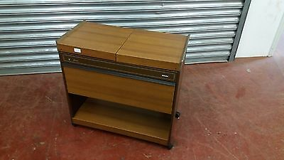 Philips Hostess Trolley-HO-100-In Clean & In Good Working Order-P.A.T Tested