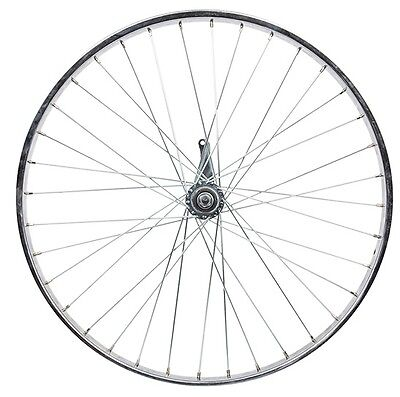 1 NEW CHROME  BEACH CRUISER REAR RIM  26x2.125 H.D.STEEL  12g COASTER BRAKE,