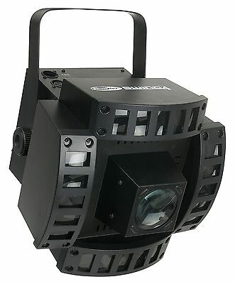 Showtec Swing 4 DMX LED Moonflower / Derby - 2-in-1 Lichteffekt / DMX NEU & OVP