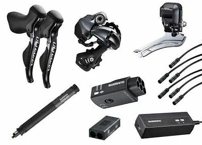 Shimano Ultegra 6870 DI2 Upgrade Kit Short Cage Rear mech