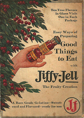 Good Things to Eat with Jiffy-Jell - Waukesha Pure Food Co.