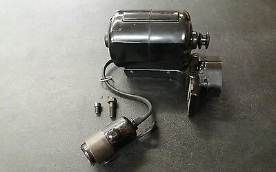 Vintage Singer sewing machine motor