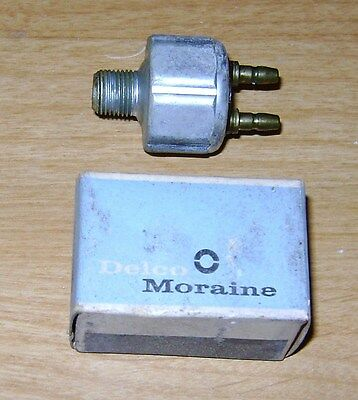 Hydraulic Stop Light Switch Part 4766 NOS Delco Moraine