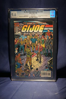 G.I. Joe #155 | NM+ CGC 9.6 | Marvel Dec 1994 | Last Issue! ARAH