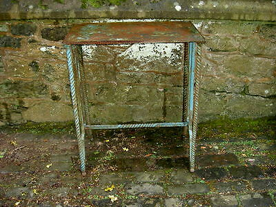 French wrought iron Table