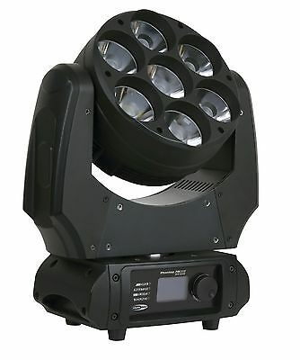 Showtec Phantom 70 LED Beam – Moving Head – Lichteffekt / Disco