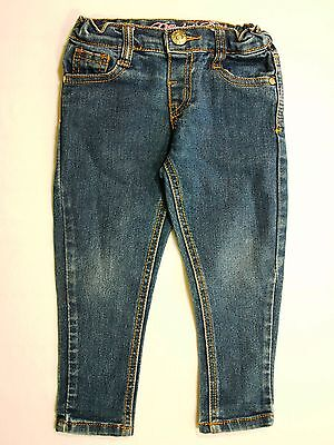 Denim Co. * Hose * Jeans * Skinny * Girl * Gr. 18 -24 Monate * Gr. 86