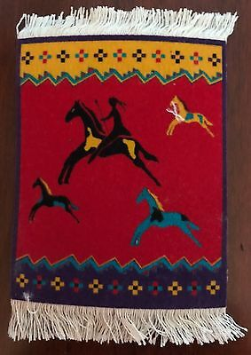RUG for 1:9 Scale Toy Model Horse Costume, or as a 1:12 Scale Dollhouse Rug #CR3