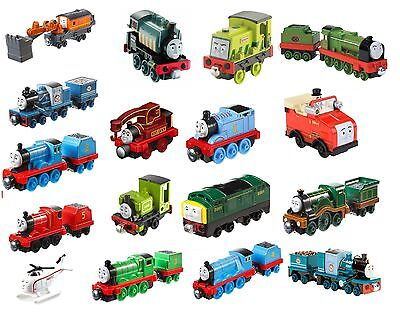 Fisher Price Thomas Take N Play Trains and Track - New - Various;