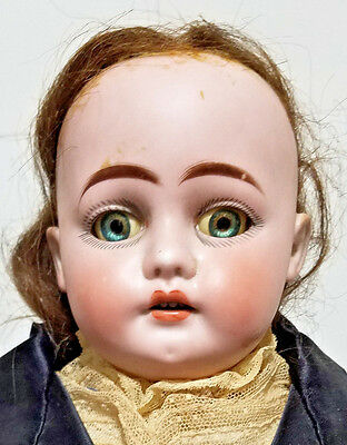 "21"" Antique German Doll Edmund Ulrich Steiner!"