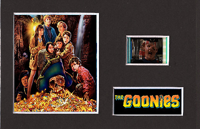 The Goonies replica 35mm Mounted Film Cell Presentation Display 6 x 4