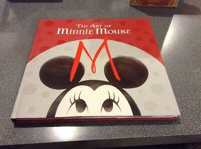 Disney Editions Deluxe: The Art of Minnie Mouse New Hardcover