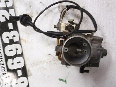 Yamaha Inviter 300 Snowmobile Engine Carburetor Carb CF300 Single Cylinder L C