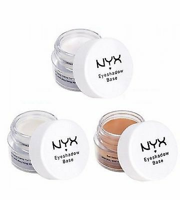 """NYX EyeShadow Base """" Pick Your Colors"""" - 100% authentic factory sealed"""