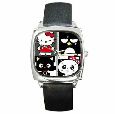 Sanrio Hello kitty Chococat black cat and more watch