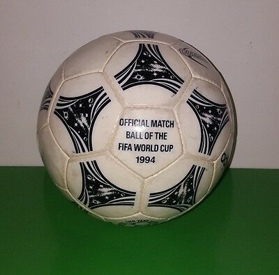 adidas official match ball world cup 1994 questra made in france