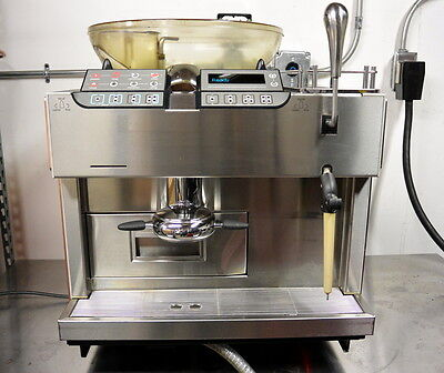Thermoplan Mastrena V901 CS2 Super Automatic Espresso Machine