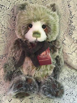 """Colin * Charlie Bears 2015 Plush  * 15"""" New With Tags"""