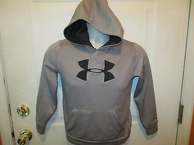 Under Armour Storm Loose Hoodie Pullover Size Ysm/jp In Above Good Condition