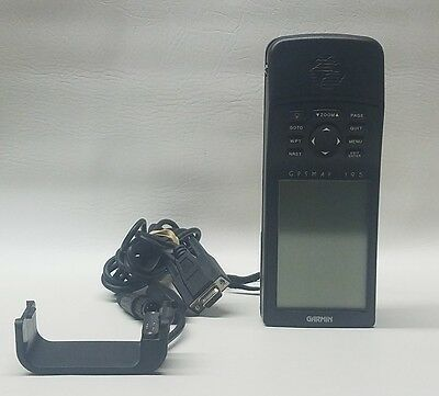 Garmin GPSMAP195 with PC Data Cable Part # 010-10135-02 and Manual
