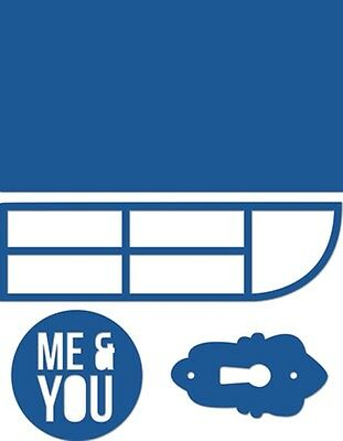 Kaisercraft - Me & You window die - for use in most cutting systems!