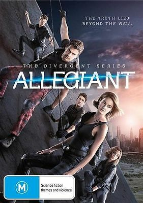 The Divergent Series - Allegiant (Dvd) Action, Adventure, Mystery, Sci-Fi