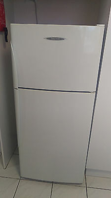 Refrigerator - Fisher & Paykel White 329 Litre