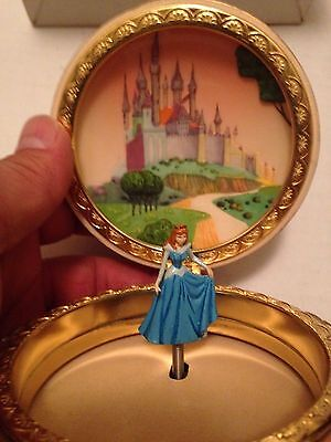 Disney Sleeping Beauty 3D Music Box Jewelry Box