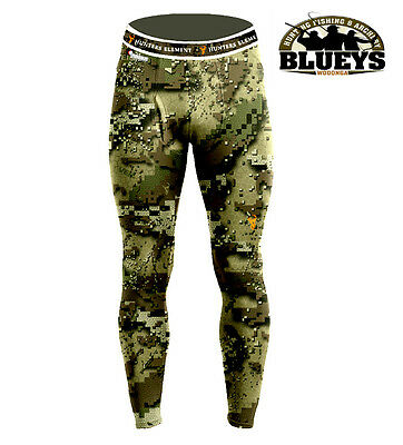 Hunters Element Prime Winter Thermal Hunting Leggings Veil Camo Long-Johns
