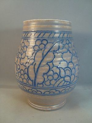 Charlotte Rhead Crown Ducal Pottery Vase