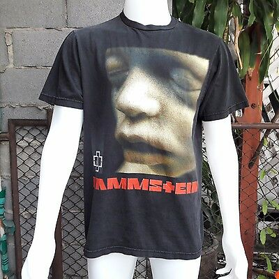 Rammstein Mutter t shirt Neue Deutsche Härte industrial Heavy Rock Size L.