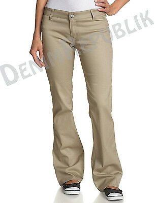 New Girl Dickies Khaki Two Back Welt Pocket Pant N882 The Worker NWT With Tags