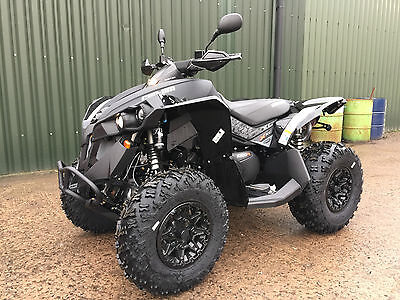 Can Am Renegade 1000R 4X4 2017 New Model Finance Available Road Legal Atv Quad