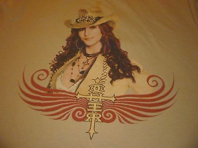 Cher Tour Shirt ( Used Size L ) Very Good Condition!!!