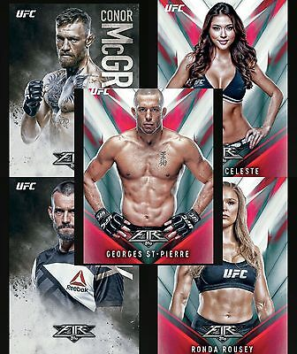 [DIGITAL] Topps UFC Knockout - FIRE Inserts - Wave 1 & 2 + 5 Awards (55 Cards)
