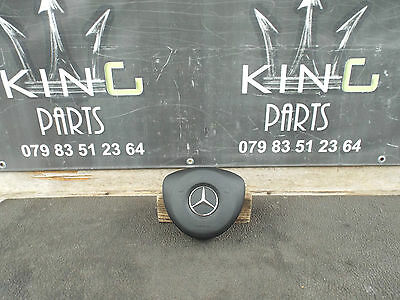 Mercedes  W205 C218 W212 C E Cla Cls Drivers Steering Airbag Cover 2014-Present