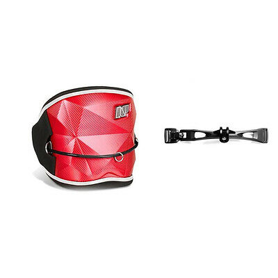 Neil Pryde Bomb Windsurfing Harness Red Medium