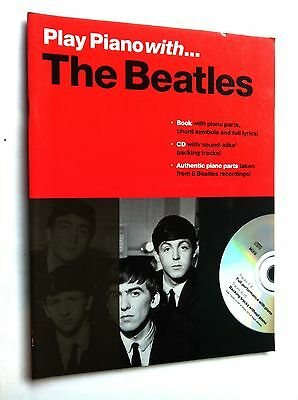 Play Piano with The Beatles _ libro spartiti con CD_ pianoforte_tastiere_