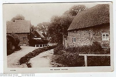 "Northamptonshire, Dodford, The ""seaside"", Village Scene, Rp"