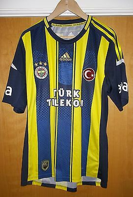 Fenerbahce home shirt size Large