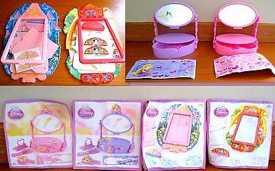 Kinder Maxi Disney Princess Accessori Set Completo Ft-3-28,29,30,31